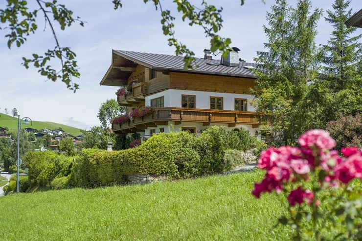 Haus Seeblick Thiersee Sommer